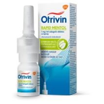 Otrivin RAPID MENTOL 1 mg/ml adagoló oldatos orrspray 10ml