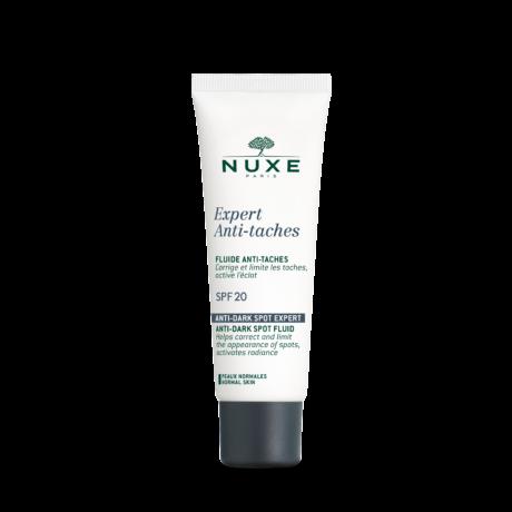 NUXE ANTI DARK-SPOT Expert Pigmentfolt halványító fluid normál bőrre SPF 20 50ml