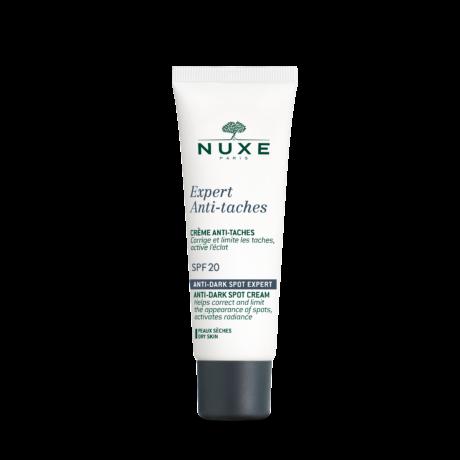 NUXE ANTI DARK-SPOT Expert Pigmentfolt halványító krém száraz bőrre SPF 20 50ml