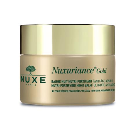 Nuxe Nuxuriance Gold Nutri-erősítő éjszakai balzsam 50ml