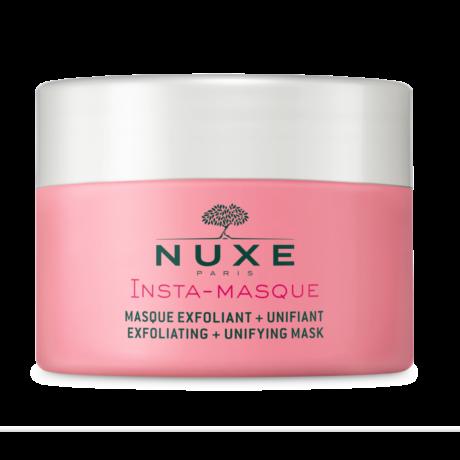 Nuxe Exfolitaing Radírozó és bőregységesítő insta-maszk 50ml