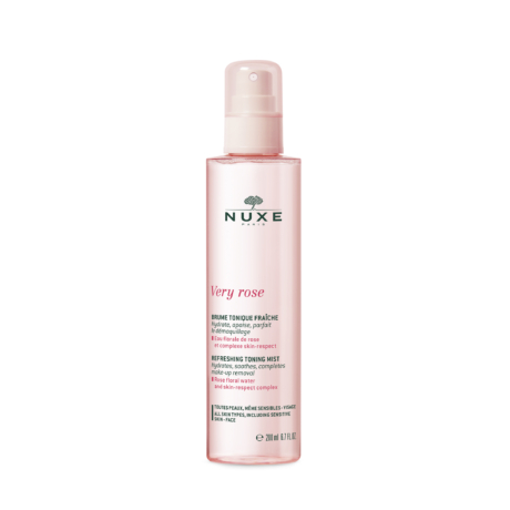 Nuxe Very Rose Frissítő Tonizáló Permet 200ml