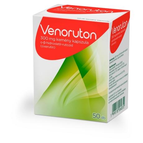 Venoruton 300 mg kemény kapszula 50x