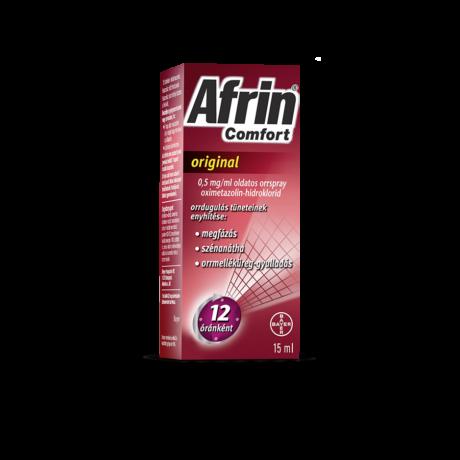Afrin Comfort original 0,5 mg/ml oldatos orrspray 15ml