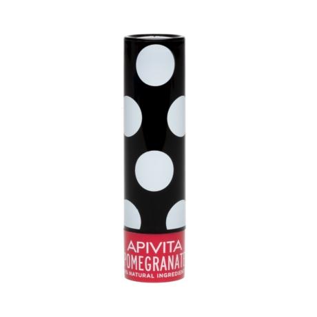 APIVITA Ajakápoló stift, színezett, gránátalmával 4,4g