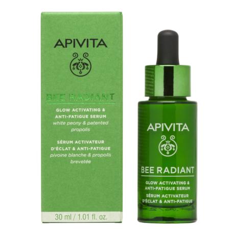 APIVITA BEE RADIANT Bőrfiatalító és ragyogást fokozó szérum 30ml