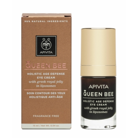 APIVITA QUEEN BEE Szemránckrém 15ml