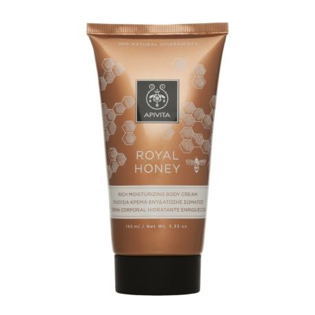 APIVITA Testápoló krém száraz bőrre - Royal Honey 150ml