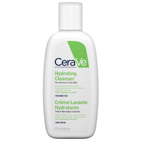 CeraVe Hidratáló tisztító krém 88ml