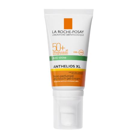 La Roche-Posay Anthelios XL mattító hatású gél-krém arcra SPF 50+ 50 ml