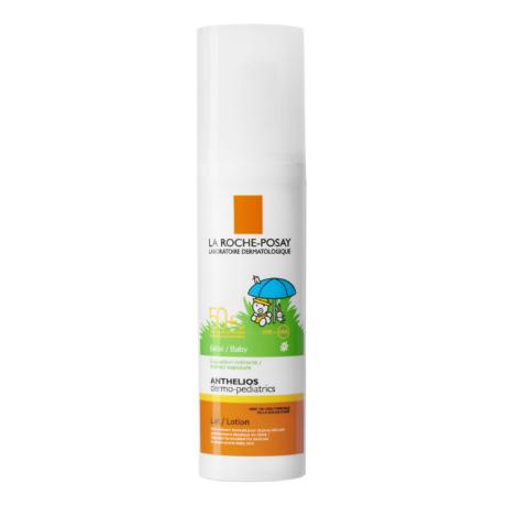 La Roche-Posay Anthelios Dermo-Pediatrics SPF 50+ napvédő krém babáknak 50 ml