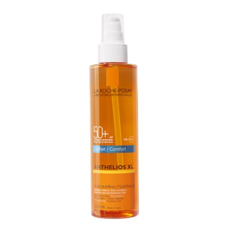 La Roche-Posay Anthelios XL SPF 50+ Áttetsző, tápláló olaj 200 ml