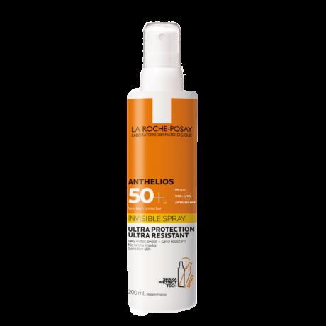 LA ROCHE-POSAY Anthelios Shaka Ultralight test -és arcpermet SPF 50+ 200 ml