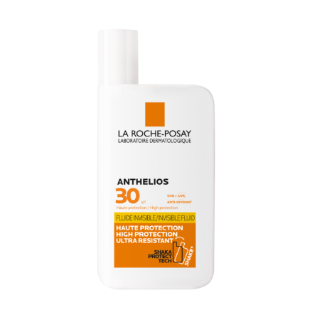 La Roche-Posay Anthelios ultra könnyű  shaka fluid SPF 30+ 50 ml