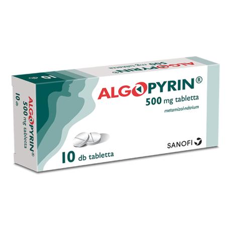 Algopyrin 500mg tabletta 10x