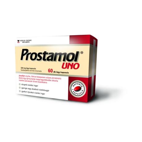 Prostamol Uno 320mg lágykapszula 60x
