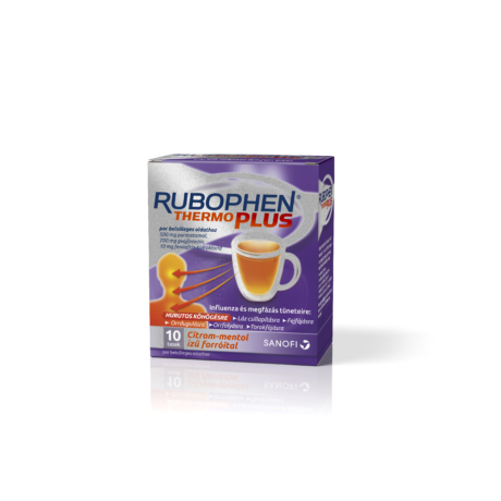 Rubophen ThermoPlus por belsőleges oldathoz 10x