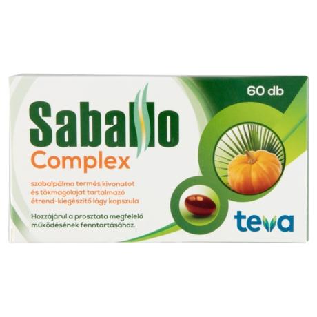 Saballo Complex kapszula 60x