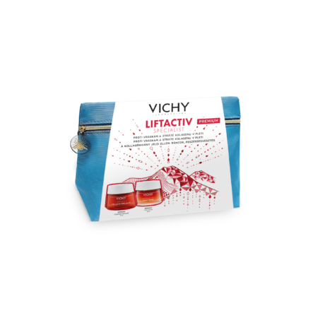 Vichy liftactiv specialist karácsonyi csomag (50 ml arckrém +50 ml arcmaszk)