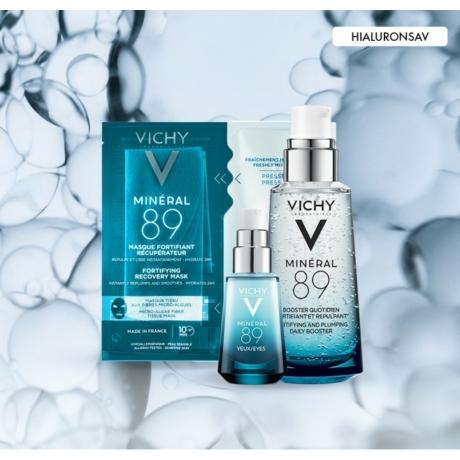 Vichy Mineral 89 hialuronsav csomag