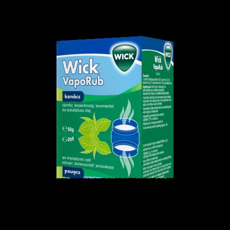 Wick VapoRub kenőcs 50g