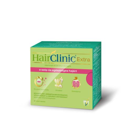 HairClinic Extra tabletta 27x