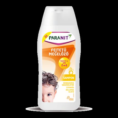 Paranit Fejtetű Megelőző Sampon 200 ml