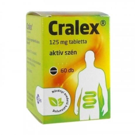 Cralex® 125 mg tabletta 60x