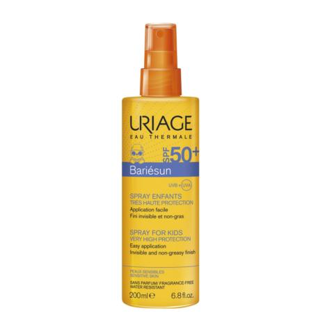 Uriage BARIÉSUN Kid gyerek spray SPF50+ 200ml