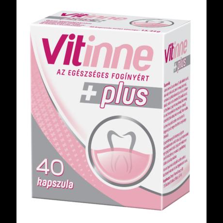 Vitinne Plus íny egészség kapszula 40x