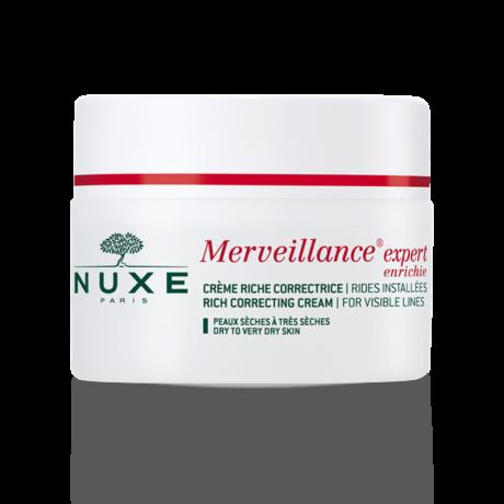NUXE Merveillance expert nappali krém a látható mimikai ráncokra (száraz bőrre) 50ml