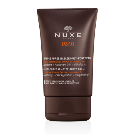 NUXE MEN többfunkciós after-shave balzsam 50ml