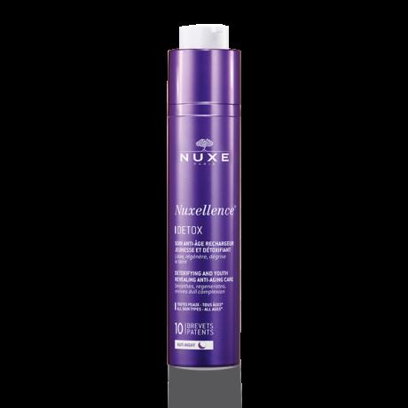 Nuxe NUXELLENCE DETOX  Bőrfiatalító és méregtelenítő anti-aging fluid 50ml