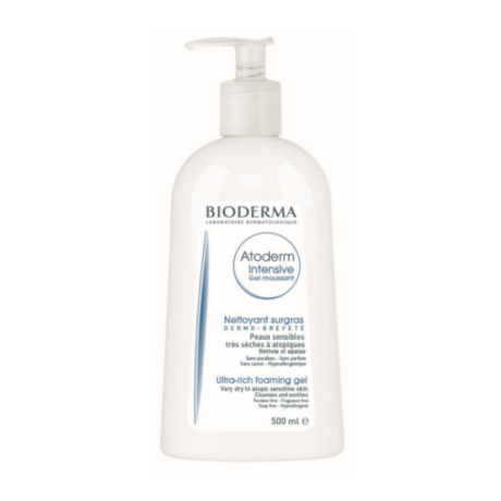 BIODERMA Atoderm Intensive gél moussant 500ml