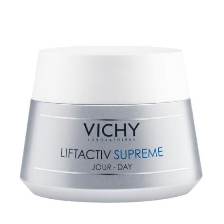 Vichy Liftactiv Supreme ránctalanító arckrém normál, kombinált arcbőrre 50 ml