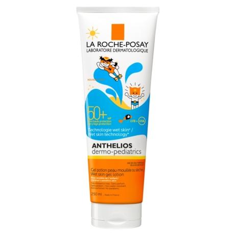 La Roche-Posay Anthelios napvédő tej-gél gyermekeknek SPF 50+ 250 ml