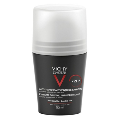 Vichy Homme 72h izzadásgátló dezodor 50 ml