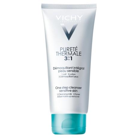 Vichy Pureté Thermale 3in1 arctisztító érzékeny bőrre 200 ml