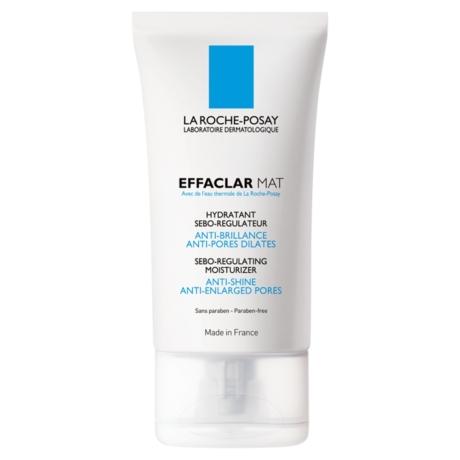 La Roche-Posay Effaclar Mat pórusösszehúzó hidratáló krém mattító hatással 40 ml