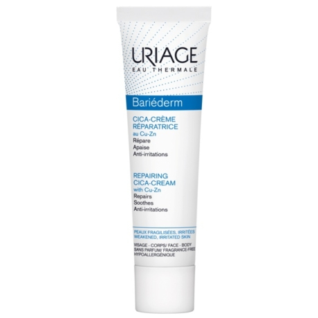 Uriage BARIÉDERM CICA CU-ZN Krém 40 ml