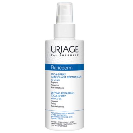Uriage BARIÉDERM CICA CU-ZN Spray 100 ml