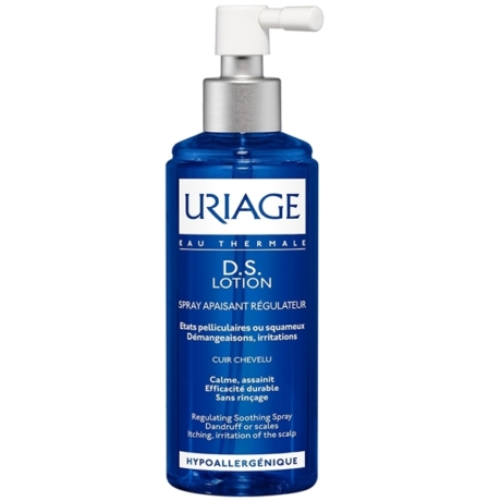 Uriage D.S. Lotion spray korpás fejbőrre 100 ml