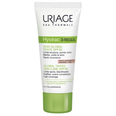 Uriage HYSÉAC 3-REGUL Színezett krém SPF30 40 ml