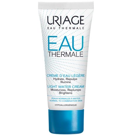 URIAGE TERMÁL Hidratáló arckrém LIGHT normál/kombinált bőrre 40 ml