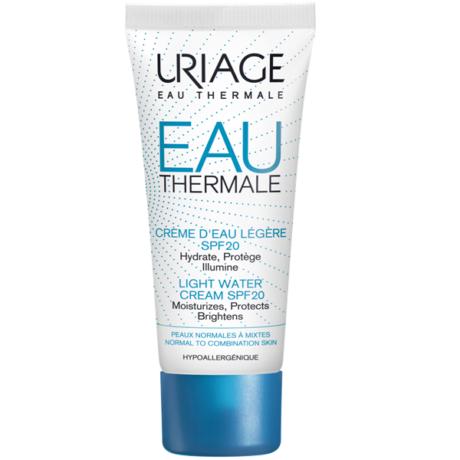 URIAGE TERMÁL Hidratáló arckrém SPF20 40 ml