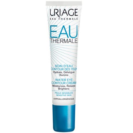 URIAGE TERMÁL Hidratáló szemkörnyékápoló gél-krém 15 ml