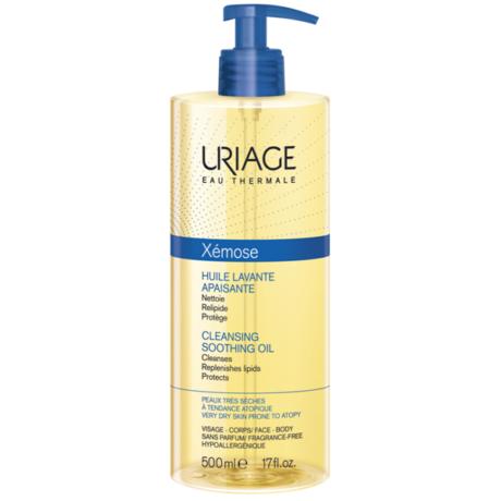 Uriage XÉMOSE Olajtusfürdő száraz bőrre 500 ml