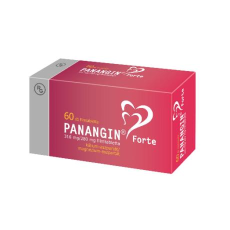 Panangin Forte® 316 mg/280 mg filmtabletta 60x