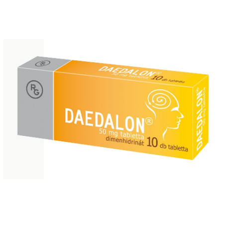 Daedalon® 50 mg tabletta 10x