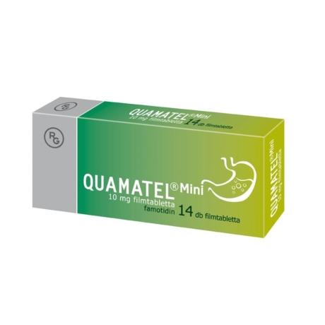 Quamatel Mini® filmtabletta 14x